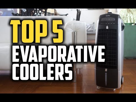 Best Evaporative Coolers in 2018 - Which Is The Best Evaporative Cooler?