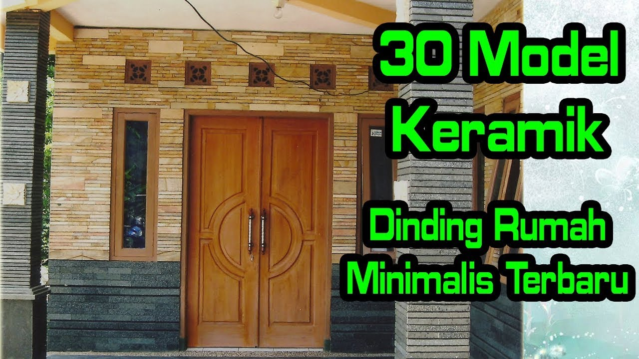 Model Keramik Rumah Terbaru 30 Latest Home Decorative Wall Ceramic Models