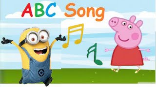 Alphabet Songs ABC Songs for Children Learning  Nursery Rhymes