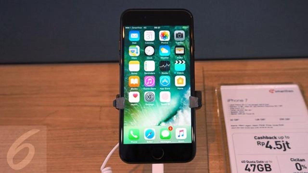 Negara Ini Jual iPhone 7 dengan Harga Paling Mahal di ...