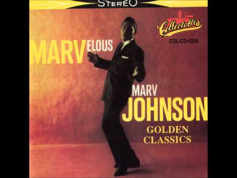 Marv Johnson - (You've Got To) Move Two Mountains