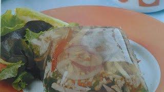 ПРЕМЬЕРА Мясная закуска в желе Как приготовить Мясную закуску в желе