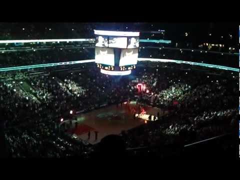 Chicago Bulls season opener 2012-2013