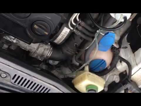 VW Caddy slave cylinder replacement
