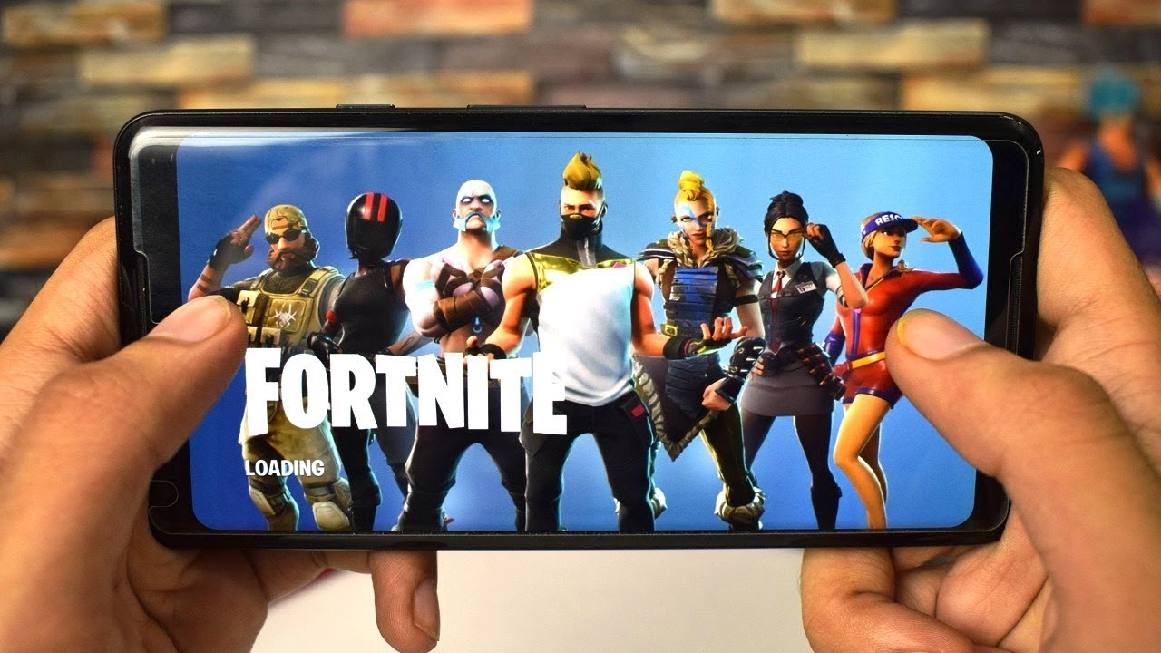Fortnite android a8
