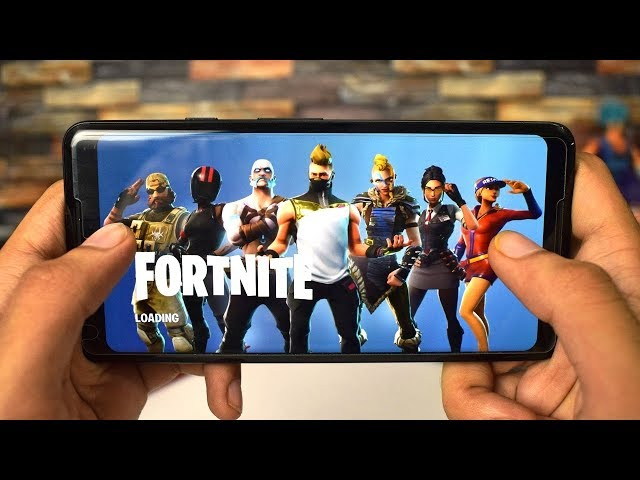 PORT] Fortnite for Android with device chec… | Android Development
