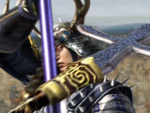 Samurai Warriors 2 Opening HD