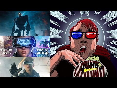 Ready Player One Movie Review || Escapist Remove from Spielberg