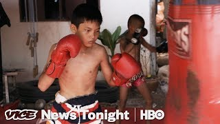 Young Boxers Of Thailand & 2020 Donations: VICE News Tonight Full Episode