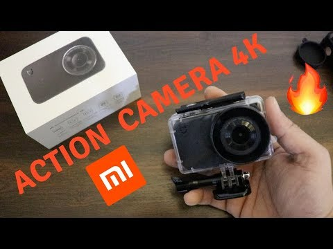 Xiaomi Action Camera 4K Unboxing & Review | Best Budget Action Camera | Tech Unboxing 🔥