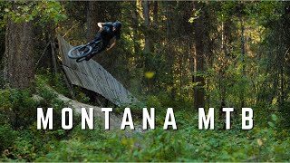 Whitefish, MT Singletrack // Surfing the Dust