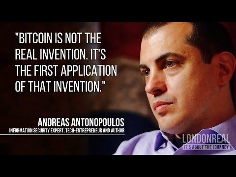 Andreas Anotonopoulos on Bitcoin & Satoshi Nakamoto