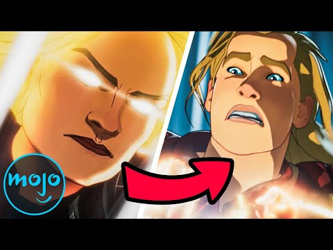 Top 10 Things You Missed in Marvel's What If...? Episode 7