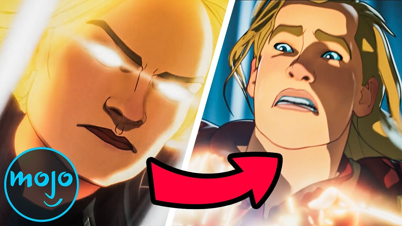 Download Top 10 Things You Missed in Marvel's What If...? Episode 7