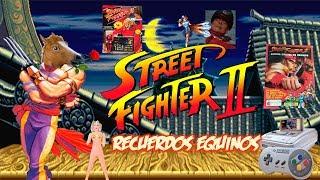 Recordando a Street Fighter II