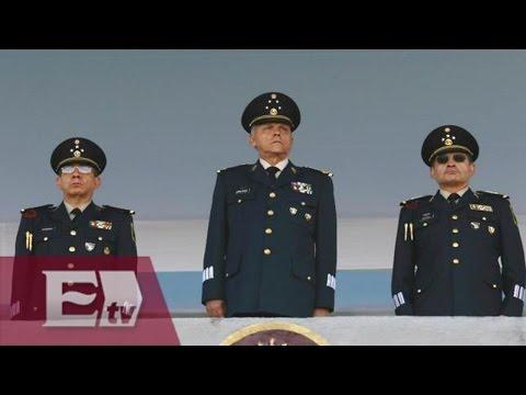 SEDENA prepara nuevos proyectos de investigaci�n militar / Paola Virrueta