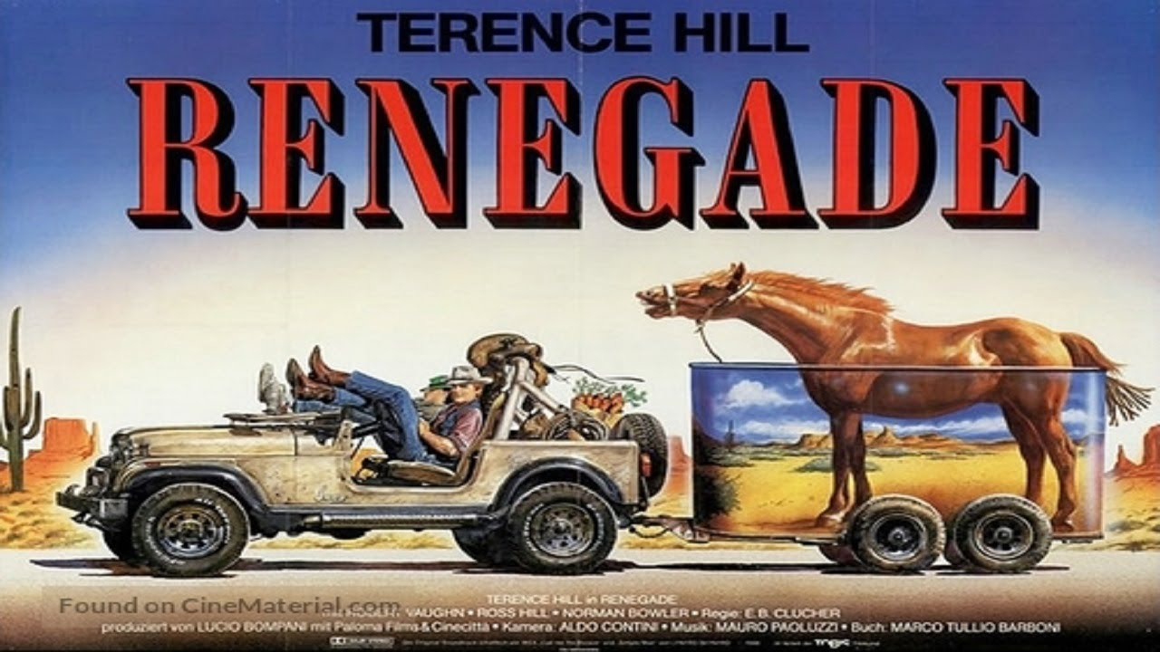 Renegade 1987 Hd Terence Hill Youtube