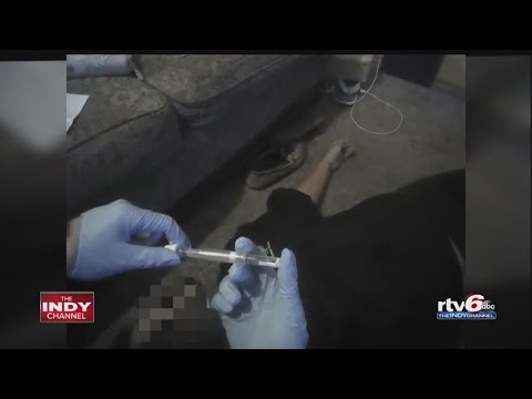 Body camera video: Naloxone helps save a life