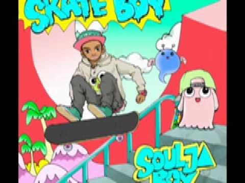 Soulja Boy - Ocean Gang - Skate Boy
