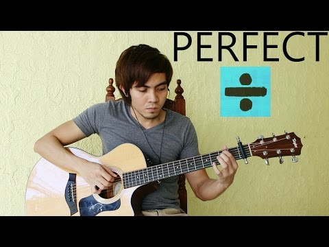 Perfect - Ed Sheeran (fingerstyle guitar cover)