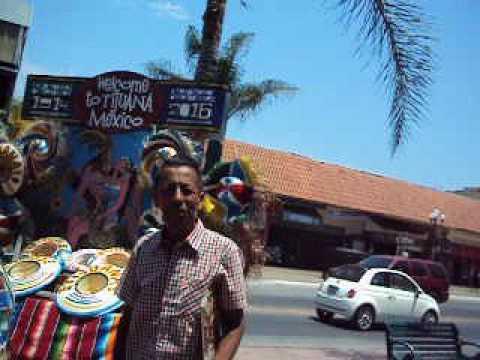 Travel Life: Tijuana, Mexico, on  Av Constitucion in the Heart of Downtown TJ 06/26/2016