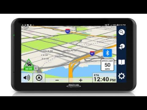 I Just Bought MAGELLAN RoadMate 7771T-LMB 7 GPS Navigation Wireless Life Time Updates & Traffic