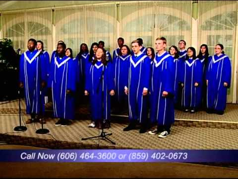 WLJC TV Hour of Harvest featuring Oneida Baptist Institute Choir originally aired February 2nd, 2015