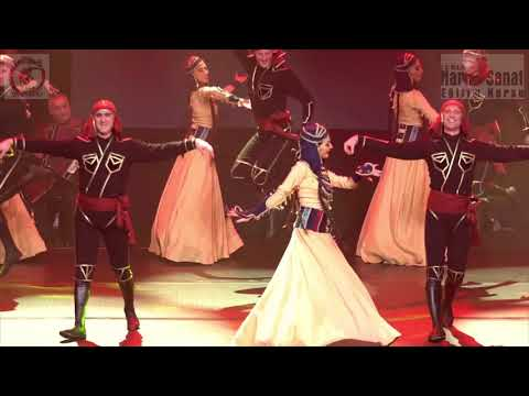Ensemble Rustavi - İstanbul Bostancı Gösteri Merkezi - 03.02.2018
