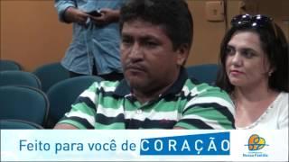 Joacy Alves Prefeito de Jaguaribara ressalta a preocupação em relação as águas do Vale do Jaguaribe