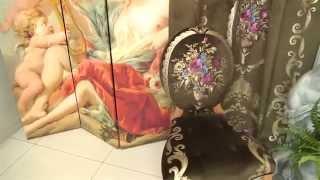 Элитные шторы и вуали от компании Rich Line