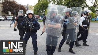 Gilets jaunes Acte 27 - La Champagne en ébullition / Reims (51) - France 18 mai 2019