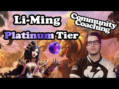 TS Kala - Coaching - Platinum Li-Ming