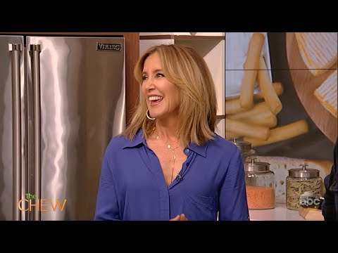 Felicity Huffman Talks Emmy Nomination and How to Stay Healthy   The Chew