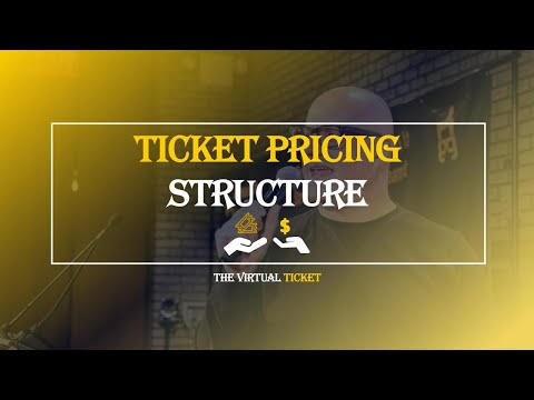 Pricing Strategy for Virtual Tickets