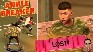 these dudes are trash nba 2k17 mypark gameplay ep 1