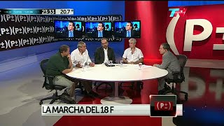 Debate por la marcha del #18F