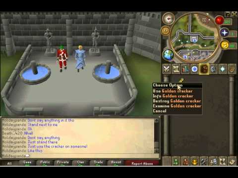 runescape-golden-cracker