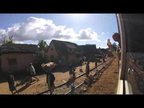 Fianarantsoa to Manakara by Train