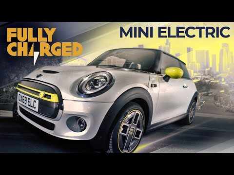 Mini Electric featured in Fully Charged video