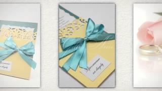 Приглашения на свадьбу Gilliann Fantastic