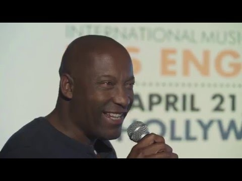 IMS Engage 2016: Arthur Baker In Conversation with John Singleton