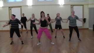 Dance Fitness Mi Chica Sarbel