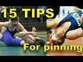 How to pin/turn someone, Tips for moving forward (Wrestling Moves)