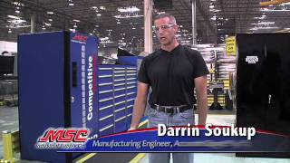 This is a commercial we produced for MSC Industrial Supply.