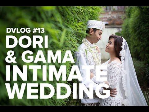 DVLOG #13: Dori & Gama Intimate Wedding
