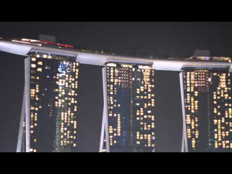 Singapore Best Integrated Resort: Marina Bay Sands