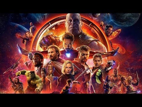Avengers Infinity War Ramblings, Rants, Review
