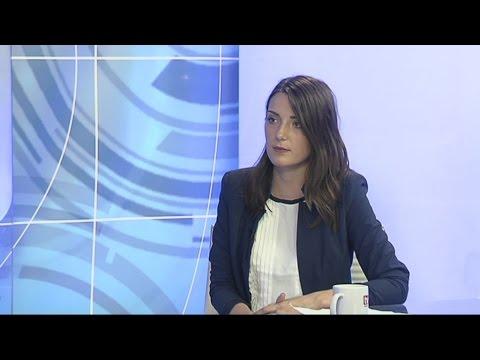 Gošća Dnevnika TV1: Lana Prlić, potpredsjednica SDP BiH