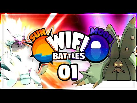 THE EARLY DISADVANTAGE! - LIVE Pokemon Sun and Moon WiFi Battle w/Patterrz!