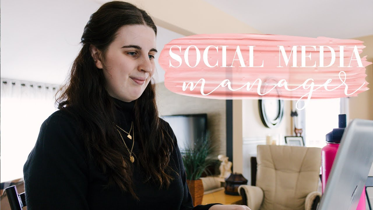 i quit my job in social media marketing?! | social media manager day in the life